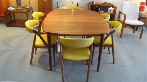 Mid century dining chairs with antique shapes traba homes
