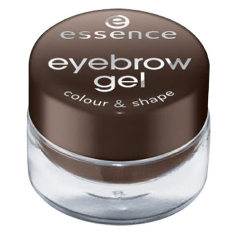 Was Sind Nägel by Essence Shape Gel Eyebrow Hněd 225 Barva A Gel Na Oboč 237