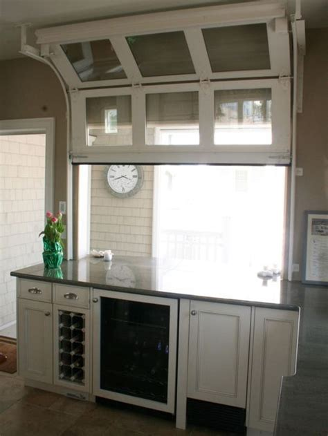 kitchen cabinet garage door best garage door window kitchen design ideas remodel