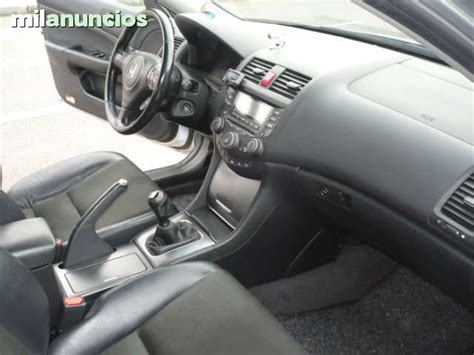 Mil Anuncios Com Honda Accord 2 2 Ictdi Sport 140 Cv