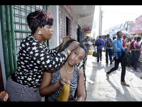 cheap haircuts downtown kingston roadside hair salons are increasing in popularity in