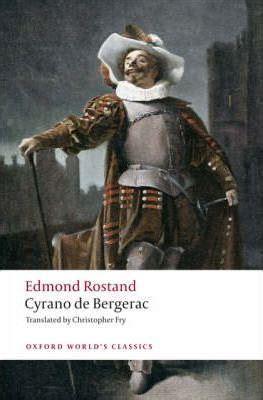 oxford playscripts flesh and cyrano de bergerac edmond rostand 9780199539239