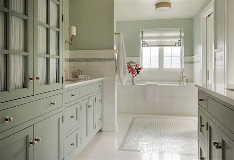 green bathroom furniture celadon green kitchen cabinets quicua com