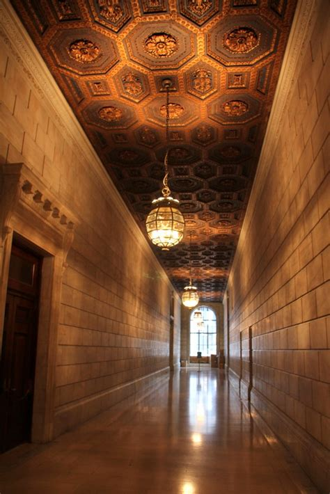 New York Library Interior by Nyc Beaux Arts Masterpiece Visited By Architect