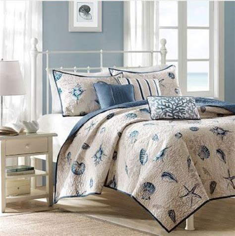 beach themed comforter sets queen beach theme bedding