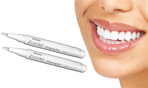 pack  philips zoom whitening pens groupon