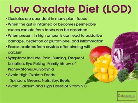 Oxalate Detox Symptoms by Best 25 Oxalic Acid Ideas On Low Oxalate