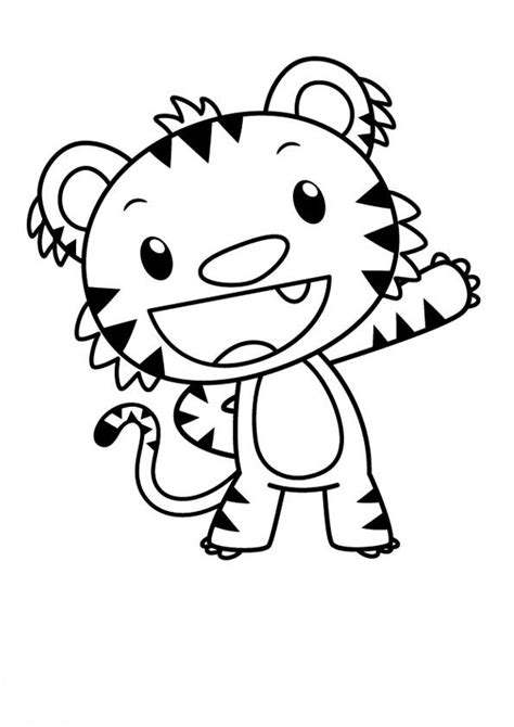 kai lan coloring pages printables coloring pages