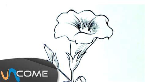 come si disegnano i fiori disegna un fiore facilmente
