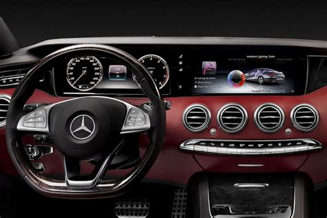 mercedes digital dashboard car dashboard ui collection denys nevozhai medium