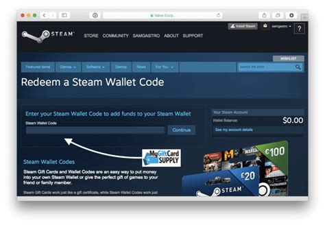How To Buy Steam Gift Cards - how to redeem your steam gift card