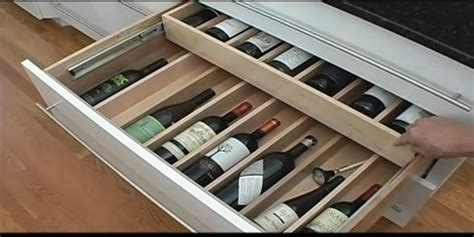 drawer inserts for kitchen cabinets wine drawer insert expandable drawer organizers for