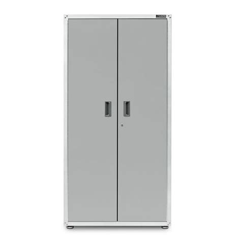 36 x 24 x 72 storage cabinet gladiator ready to assemble 72 in h x 36 in w x 24 in d