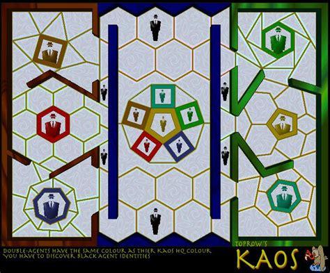 Kaos For The Alliance kaos map
