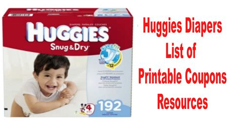 newborn diaper coupons printable huggies coupons printable 2017 2018 best cars reviews