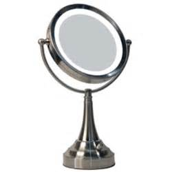 Zadro Led Vanity Mirror Zadro 1x 10x Next Generation Led Vanity Mirror At