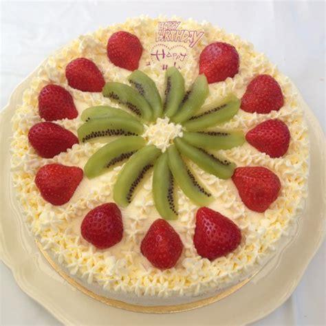 Decoration Genoise Aux Fruits by Anniversaire24 Gateau Anniversaire Aux Fruits