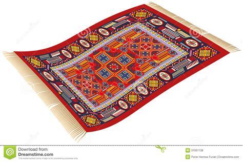 tappeto magico tappeto magico fotografia stock immagine di coperta