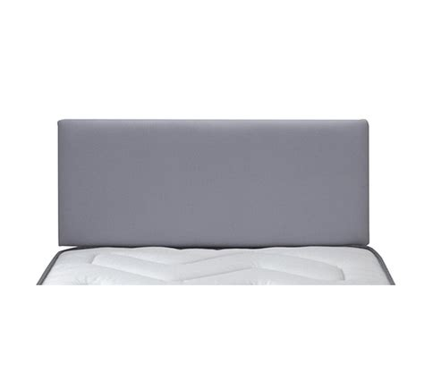 grey single headboard buy airsprung hollis single headboard grey at argos co