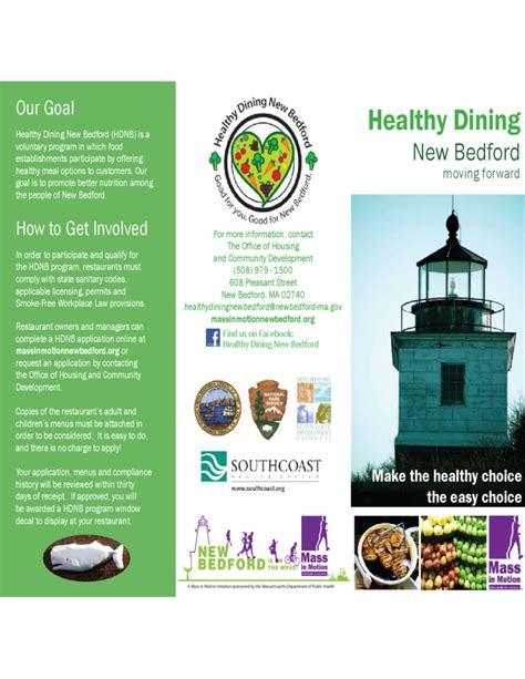 template brochure restaurant dining restaurant brochure template free download