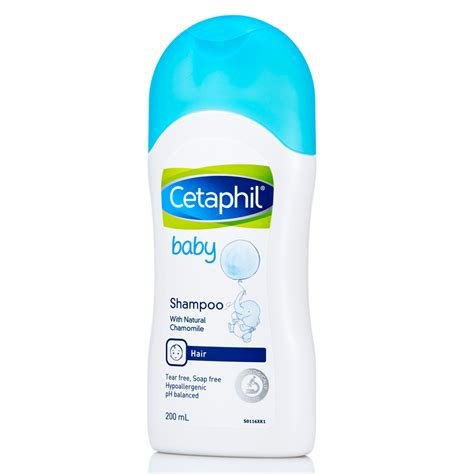 Cetaphil Baby 200ml d蘯ァu g盻冓 苟蘯ァu cetaphil baby shoo 200ml yes24 vi盻 nam
