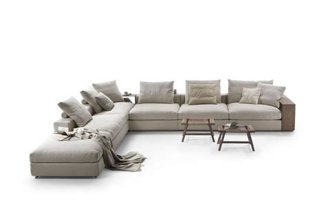 divano flexform groundpiece sofas sectional sofas