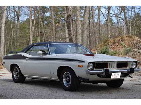 plymouth for sale 1973 plymouth barracuda for sale classiccars cc 975804