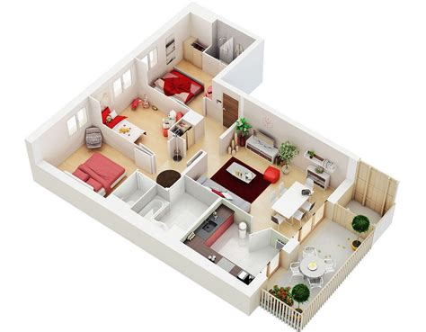3 bedroom design layout 25 three bedroom house apartment floor plans
