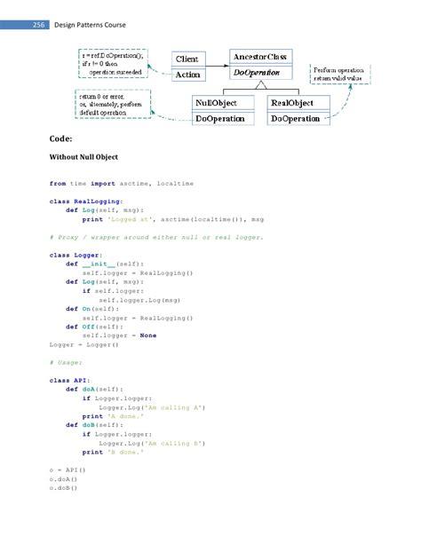 pattern null object null object design pattern