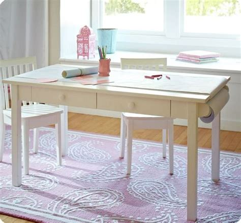 kids art table with paper roll kids art table with paper roll playroom ideas pinterest