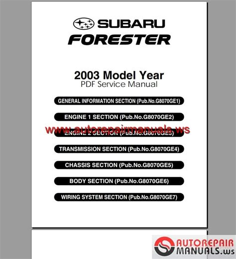 motor repair manual 2003 subaru outback auto manual 2006 subaru b9 tribeca engine diagram 2001 subaru outback engine diagram wiring diagram