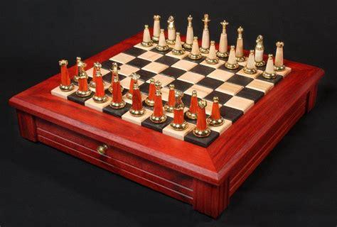 wood chess board plans wooden chess set beginner tips