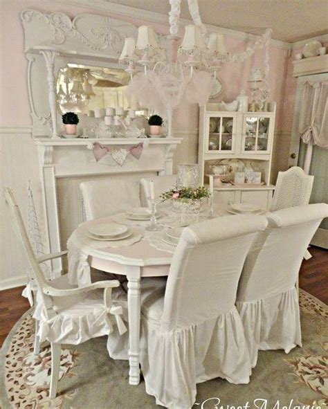 28 best shabby chic dining room seat covers custom