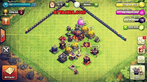 clash of clans android clash of clans servers for android ios updated guide