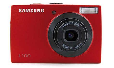 Kamera Samsung L100 colorfoto de samsung l100 pc magazin
