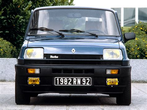 renault 5 alpine turbo images