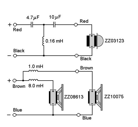 wiring diagram passive subwoofer wiring diagram and fuse box