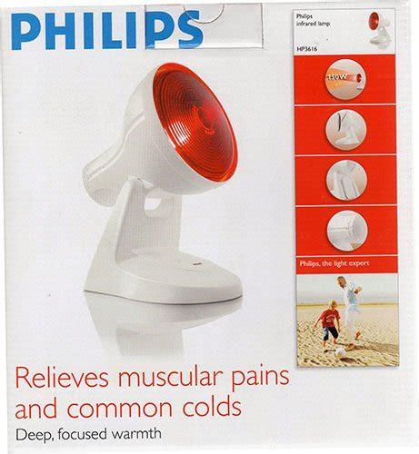 Lu Infrared Untuk Terapi jual beli lu terapi infrared philips infraphil baru