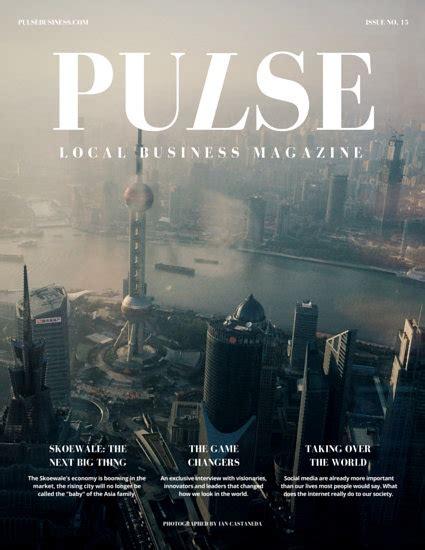 Canva Magazine | magazine cover templates canva