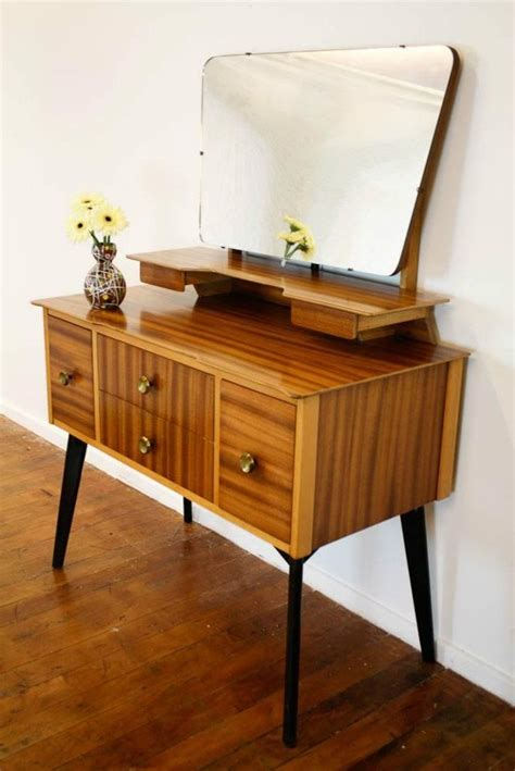 Furniture Vanity Table by 30 Mid Century Dressing Tables And Vanities Digsdigs