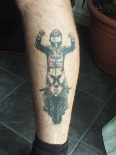 my son s bruce anstey tattoo mcn