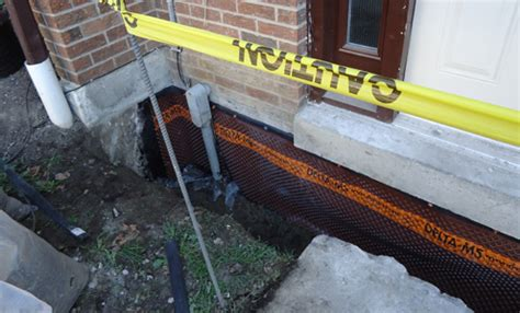 basement waterproofing drain city plumbers toronto