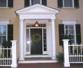 Front Door Columns Outdoor Anything New Remodeling Solutions