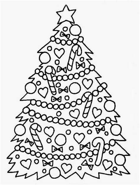 crayola coloring pages christmas tree coloring pages christmas tree simple pinterest free for