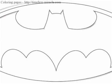 coloring pages of the batman symbol batman symbol coloring pages