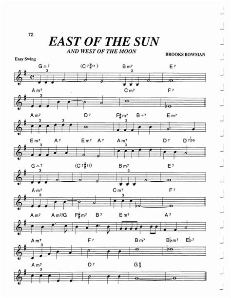 chord changes east of the sun guitarcats