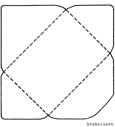 vorlage briefumschlag ausdrucken krakeluere de briefumschl 228 ge basteln