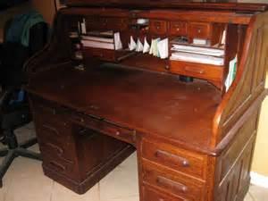 value of antique desk antique roll top desk value antique furniture