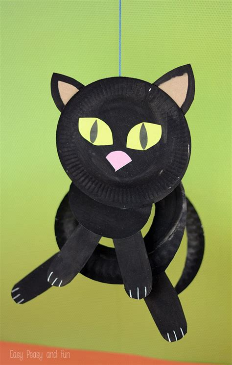 Black Cat Papercraft - 1195 best images about paper plate crafts for children can