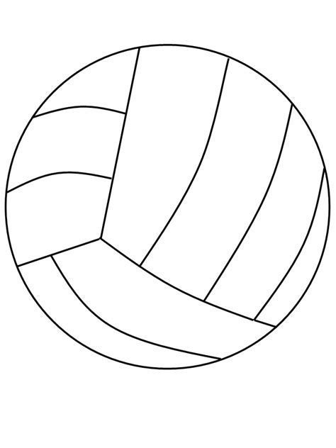volleyball coloring pages to print coloring pages